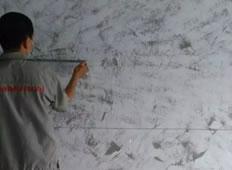馨光华庭木工罗师傅做电视墙