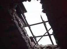 保利莫扎特庄园开天窗 已做完水电改造